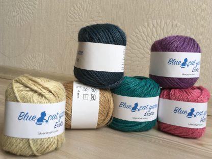 Exotic Hemp Yarn Category
